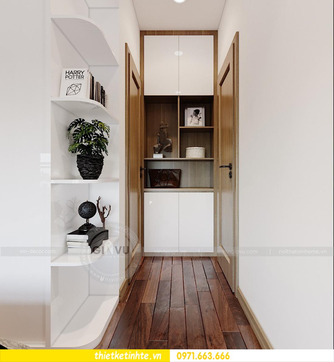 thiết kế nội thất chung cư 789 Ngoại Giao Đoàn 09