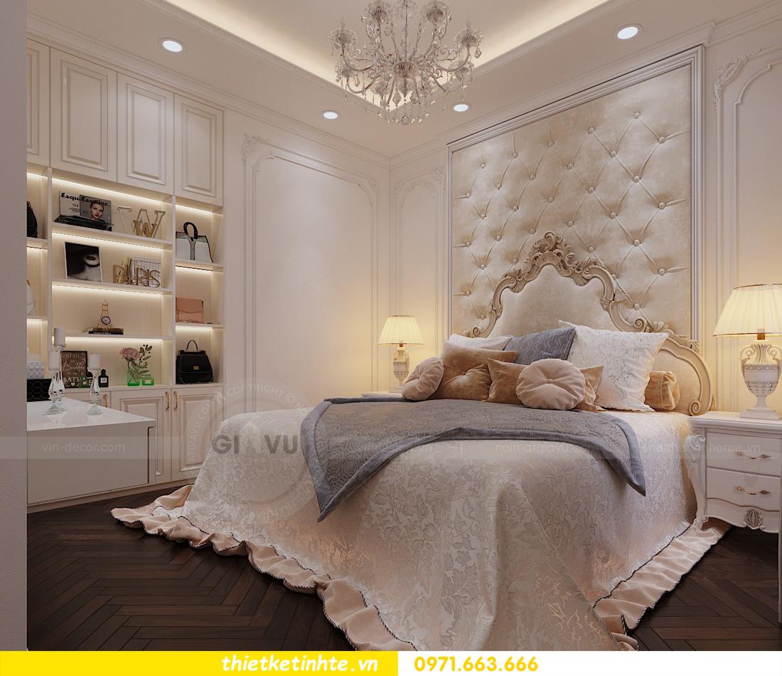thiết kế nội thất chung cư Green Bay tòa G1 căn hộ 05 nhà chị Lan 10