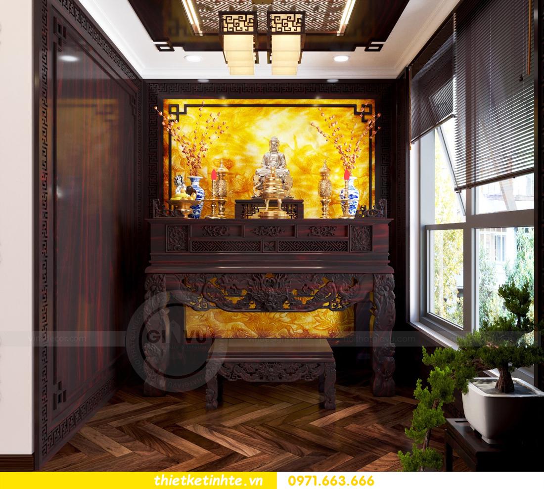 thiết kế nội thất chung cư Green Bay tòa G1 căn hộ 05 nhà chị Lan 13