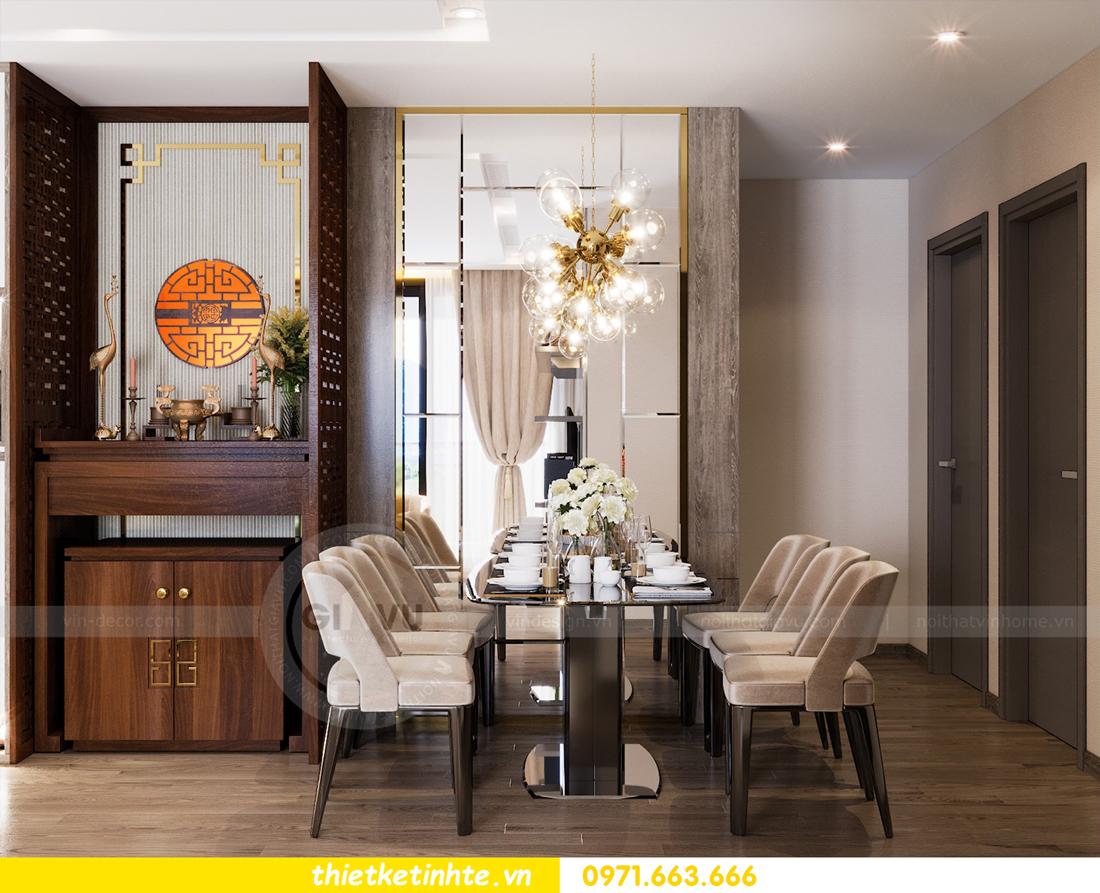 thiết kế nội thất Vinhomes Metropolis tòa M1 căn 01 nhà chị Trang 08