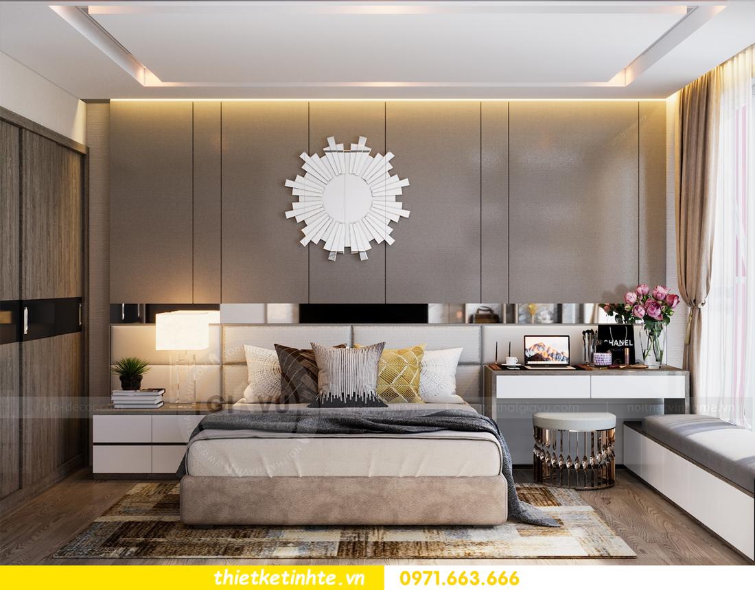 thiết kế nội thất Vinhomes Metropolis tòa M1 căn 01 nhà chị Trang 09