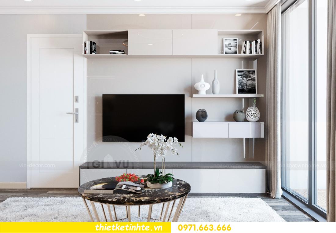 thiết kế nội thất căn hộ Park Hill 7 12B nhà anh Tân 02