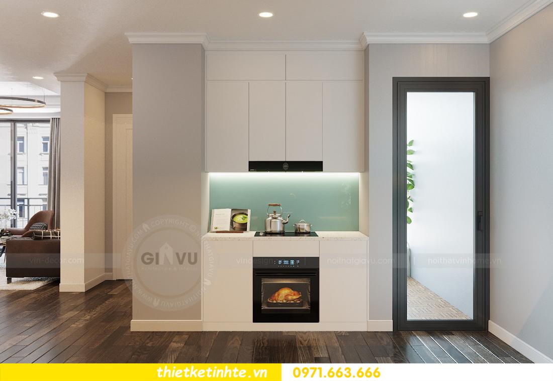thiết kế nội thất căn hộ Park Hill 7 12B nhà anh Tân 06