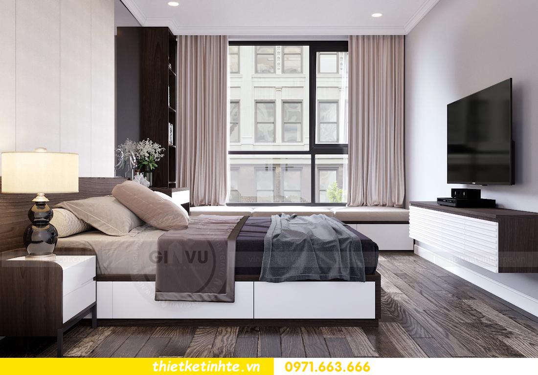 thiết kế nội thất căn hộ Park Hill 7 12B nhà anh Tân 08