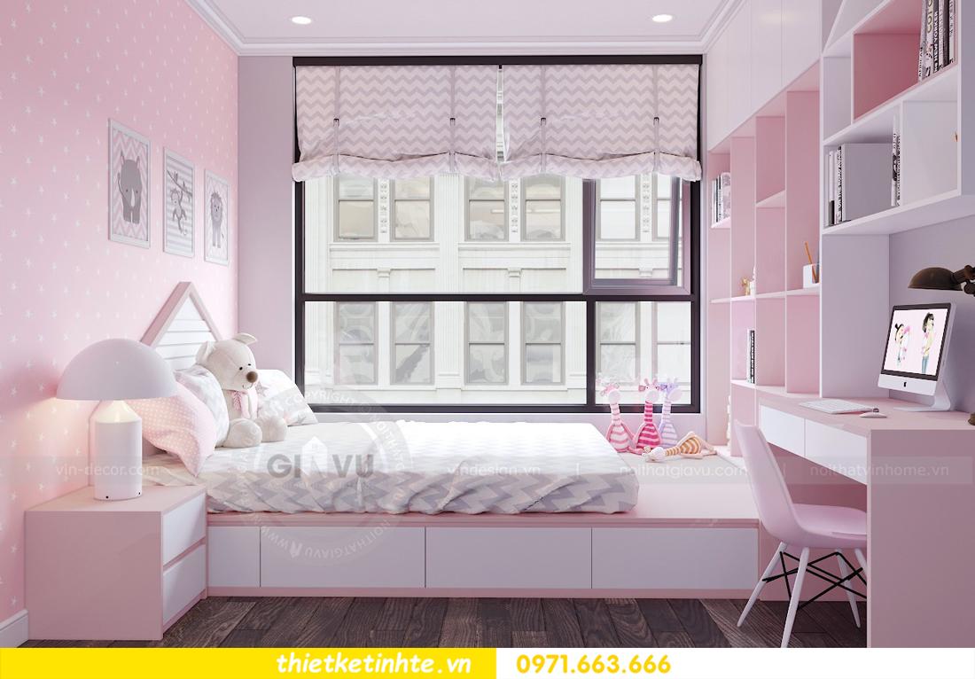 thiết kế nội thất căn hộ Park Hill 7 12B nhà anh Tân 10