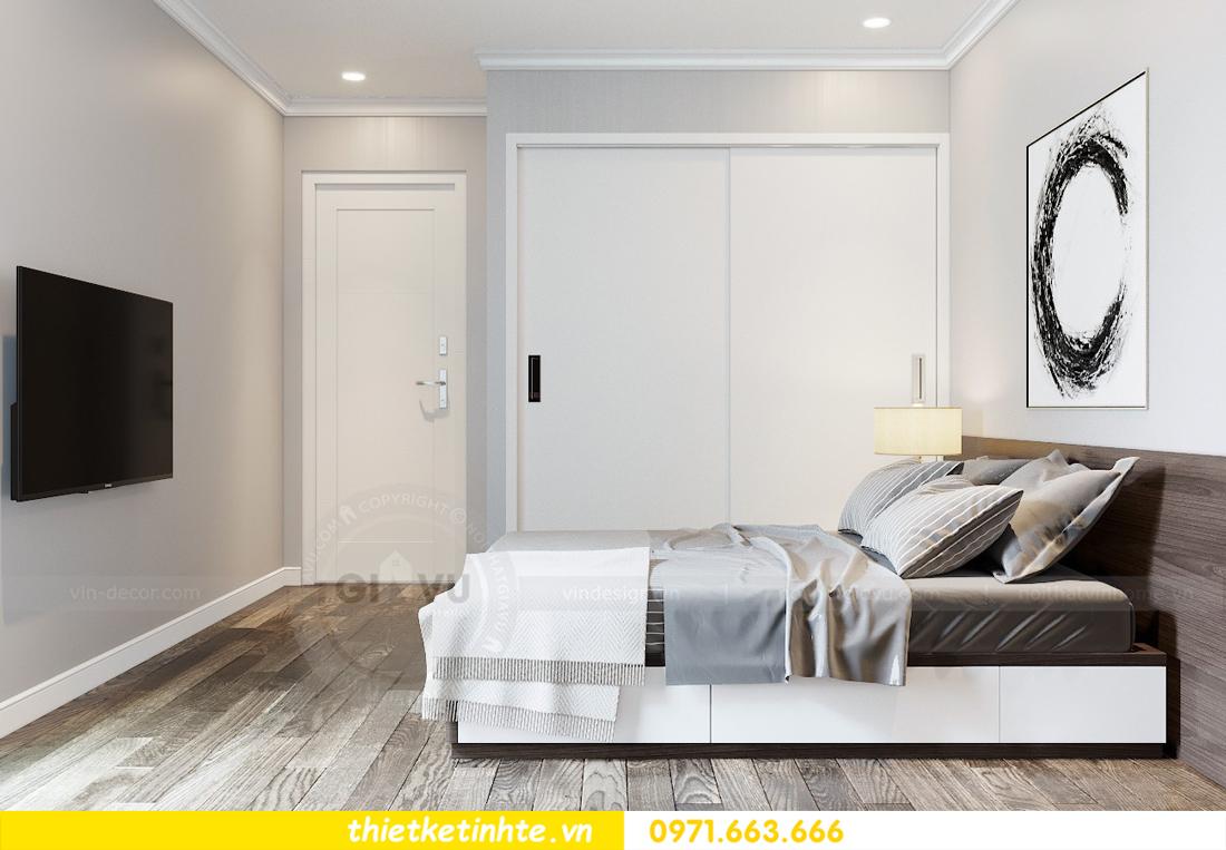 thiết kế nội thất căn hộ Park Hill 7 12B nhà anh Tân 12