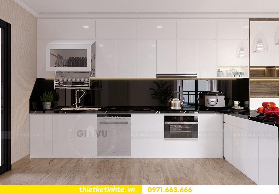 thiết kế nội thất căn hộ Vinhomes Gardenia tòa A2 căn 12b 02