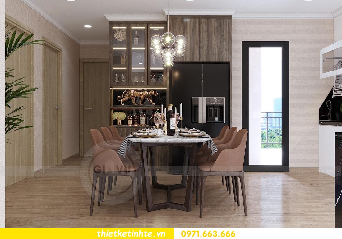 thiết kế nội thất căn hộ Vinhomes Gardenia tòa A2 căn 12b 03