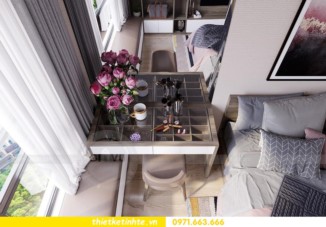 thiết kế nội thất căn hộ Vinhomes Gardenia tòa A2 căn 12b 07