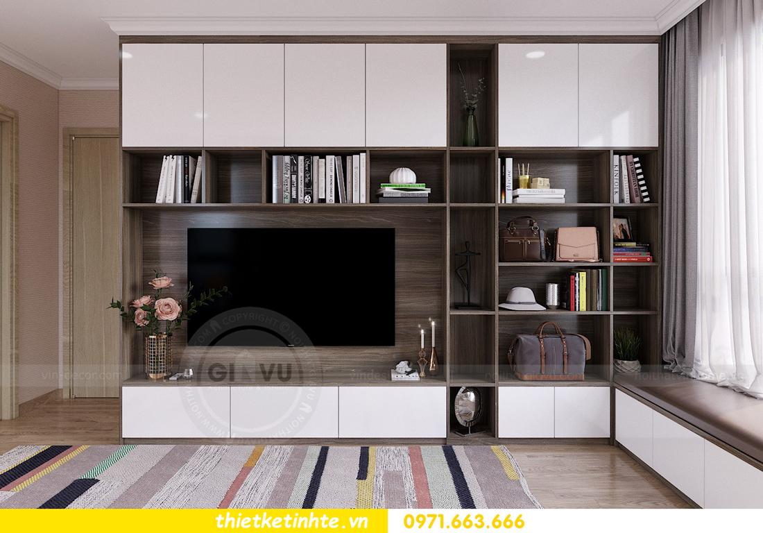 thiết kế nội thất căn hộ Vinhomes Gardenia tòa A2 căn 12b 08
