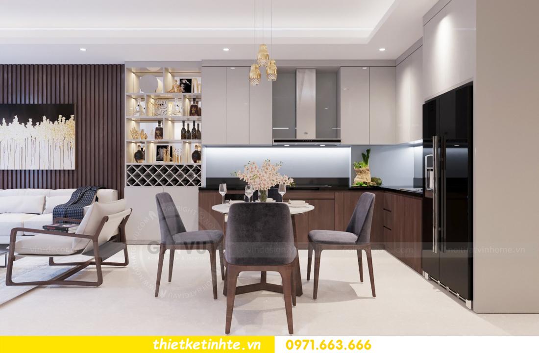 thiết kế nội thất chung cư 69B Thụy Khuê tòa S2 - 1105 anh Thanh 01