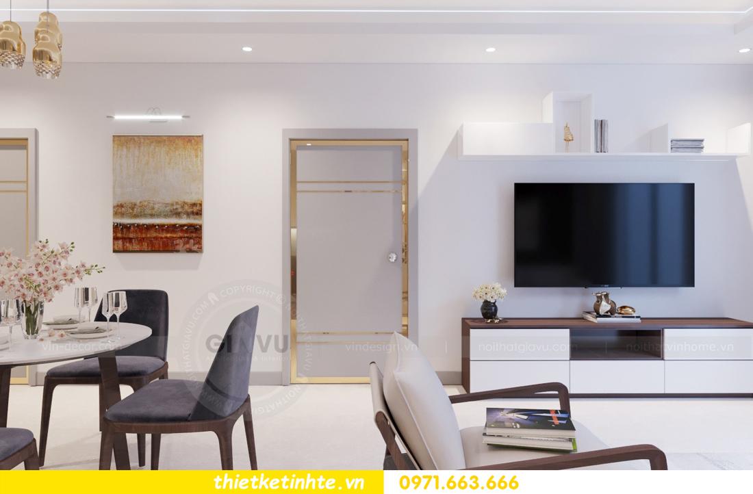 thiết kế nội thất chung cư 69B Thụy Khuê tòa S2 - 1105 anh Thanh 02