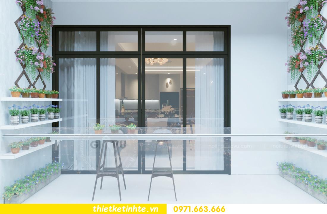 thiết kế nội thất chung cư 69B Thụy Khuê tòa S2 - 1105 anh Thanh 07