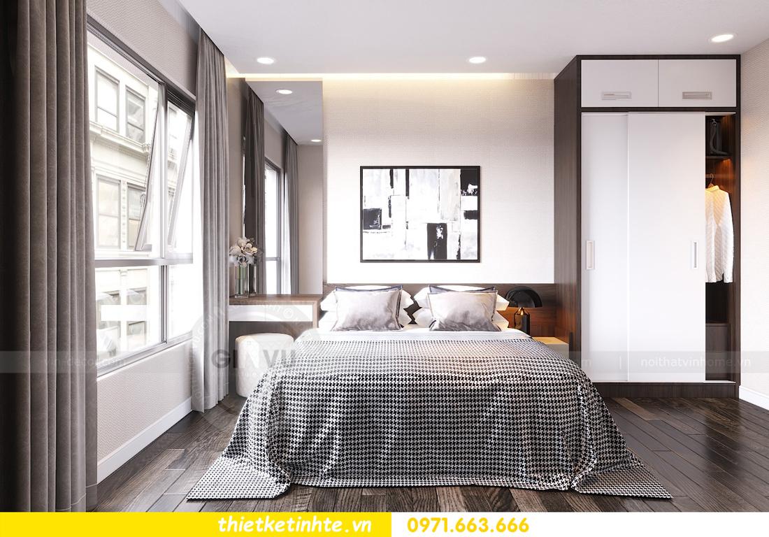 thiết kế thi công nội thất chung cư D Capitale C1 07 nhà cô Quý 06