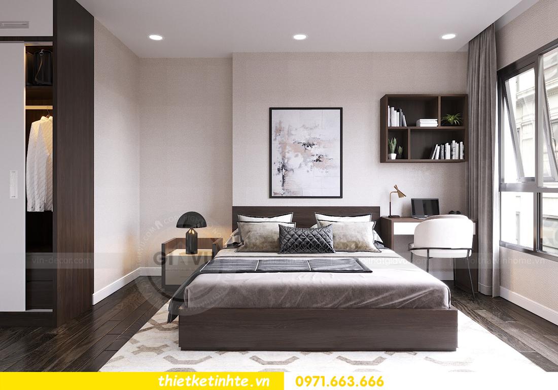 thiết kế thi công nội thất chung cư D Capitale C1 07 nhà cô Quý 07