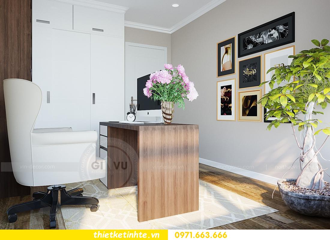 thiết kế thi công nội thất chung cư Gardenia tòa A2 căn 0903 View 14