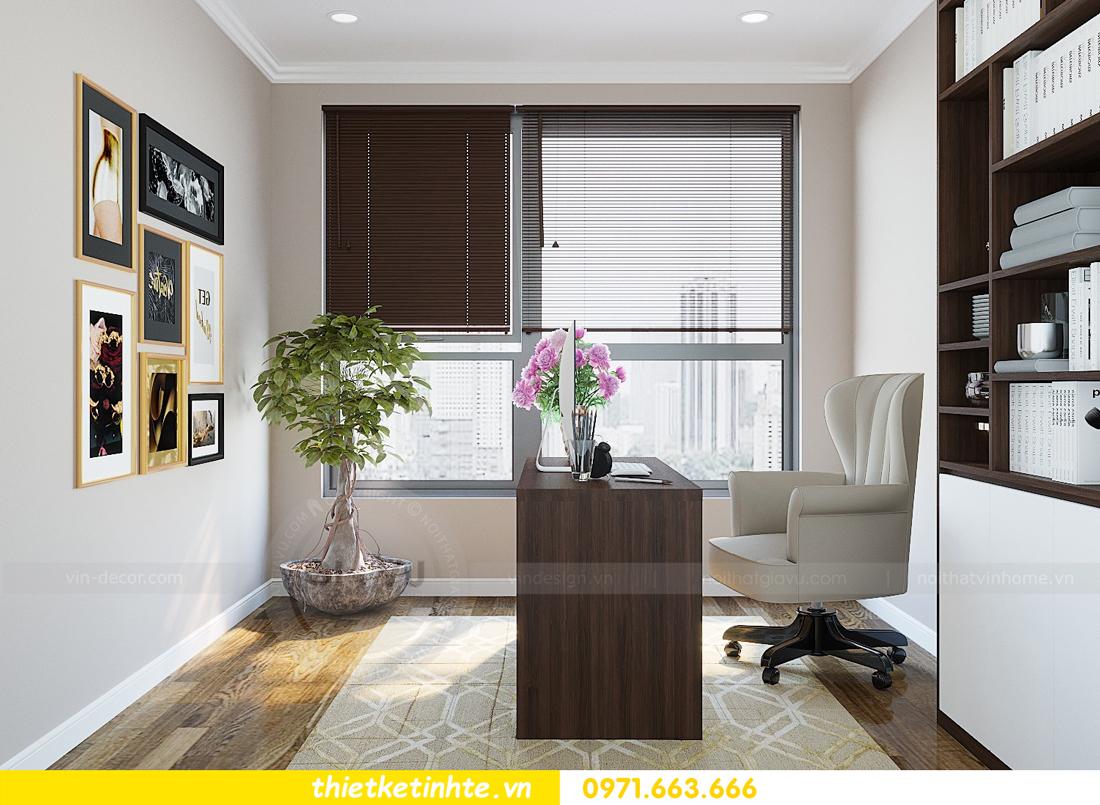 thiết kế thi công nội thất chung cư Gardenia tòa A2 căn 0903 View 15