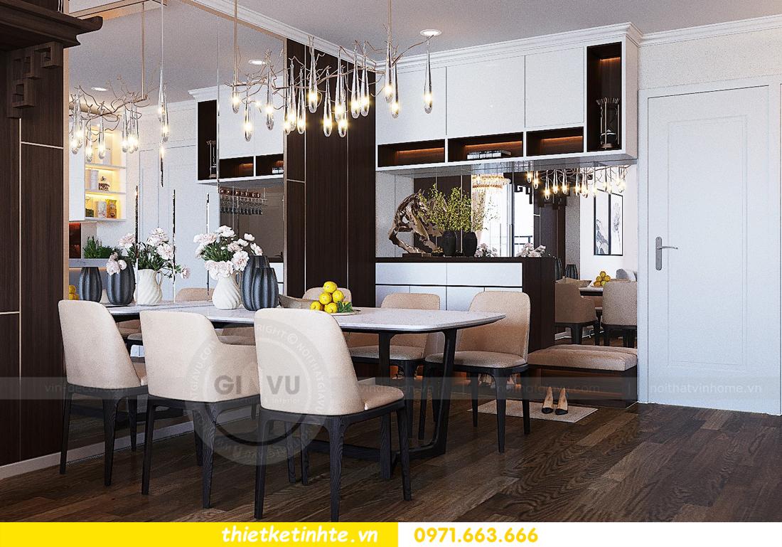 thiết kế thi công nội thất chung cư Gardenia tòa A2 căn 0903 View 2