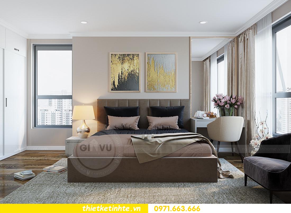 thiết kế thi công nội thất chung cư Gardenia tòa A2 căn 0903 View 8