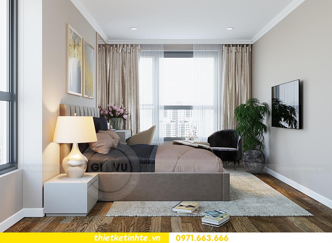 thiết kế thi công nội thất chung cư Gardenia tòa A2 căn 0903 View 9