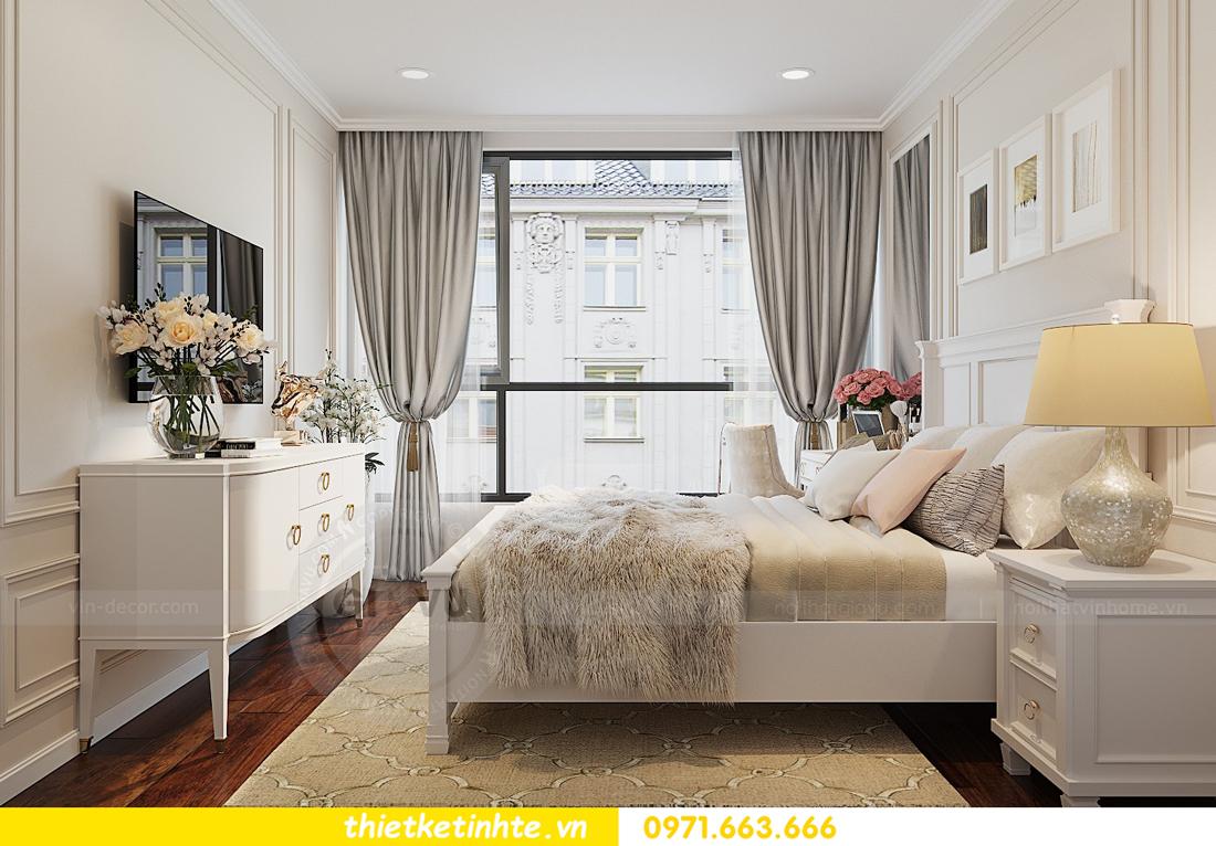nội thất chung cư Vinhomes Metropolis tòa M1 căn 11A chị Vân 10
