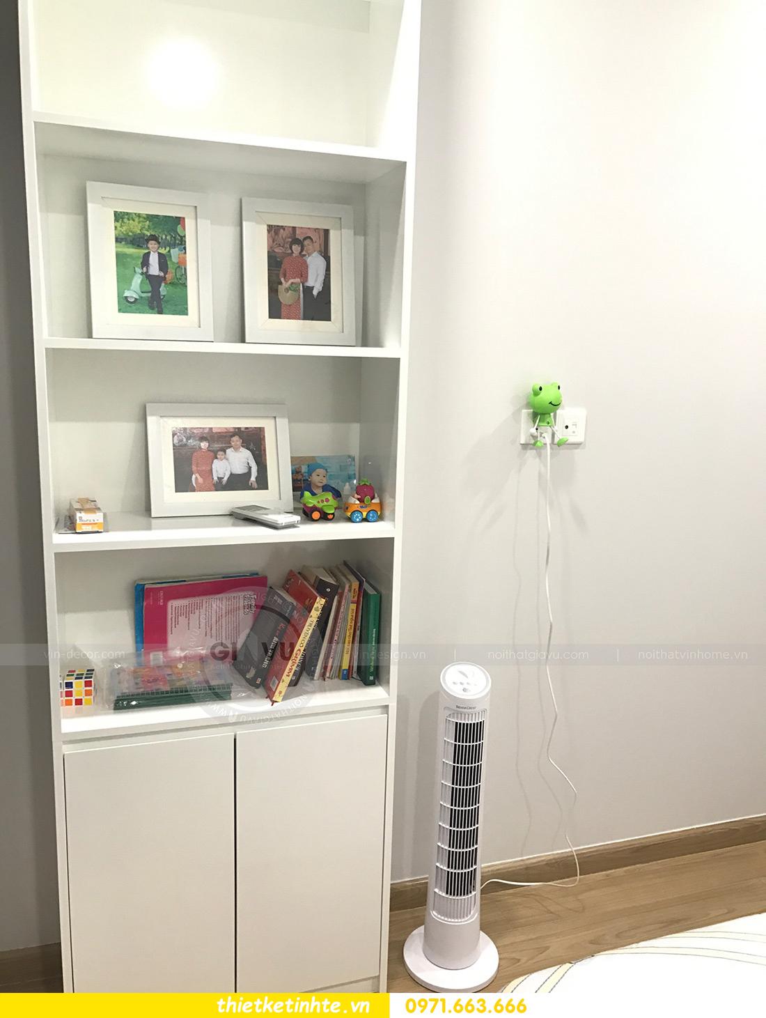 thi công hoàn thiện nội thất chung cư Gardenia chỉ với 200 triệu 12