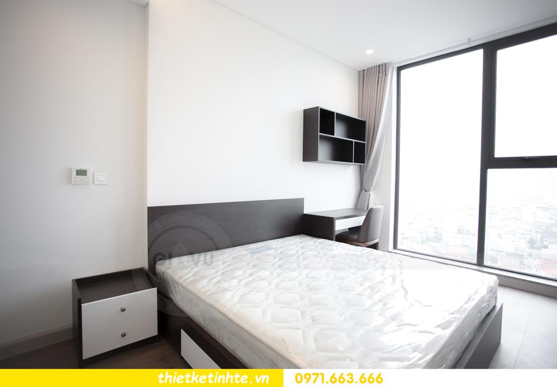 thi công nội thất chung cư trọn gói căn hộ 1105 tòa S2 69B Thụy Khuê 06