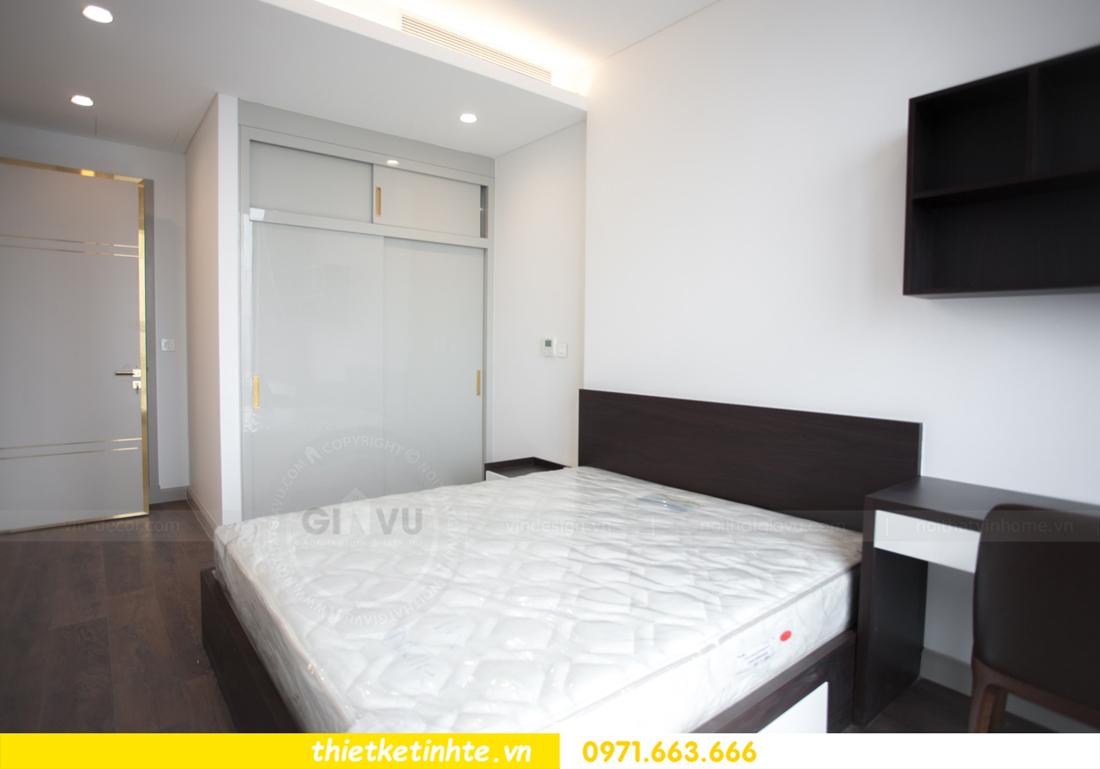 thi công nội thất chung cư trọn gói căn hộ 1105 tòa S2 69B Thụy Khuê 07