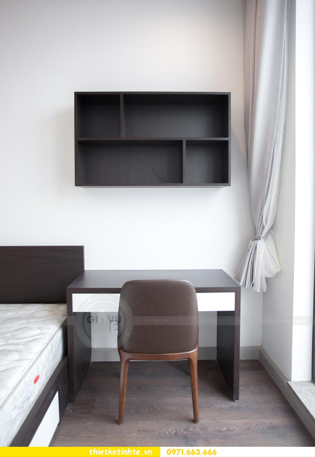 thi công nội thất chung cư trọn gói căn hộ 1105 tòa S2 69B Thụy Khuê 08