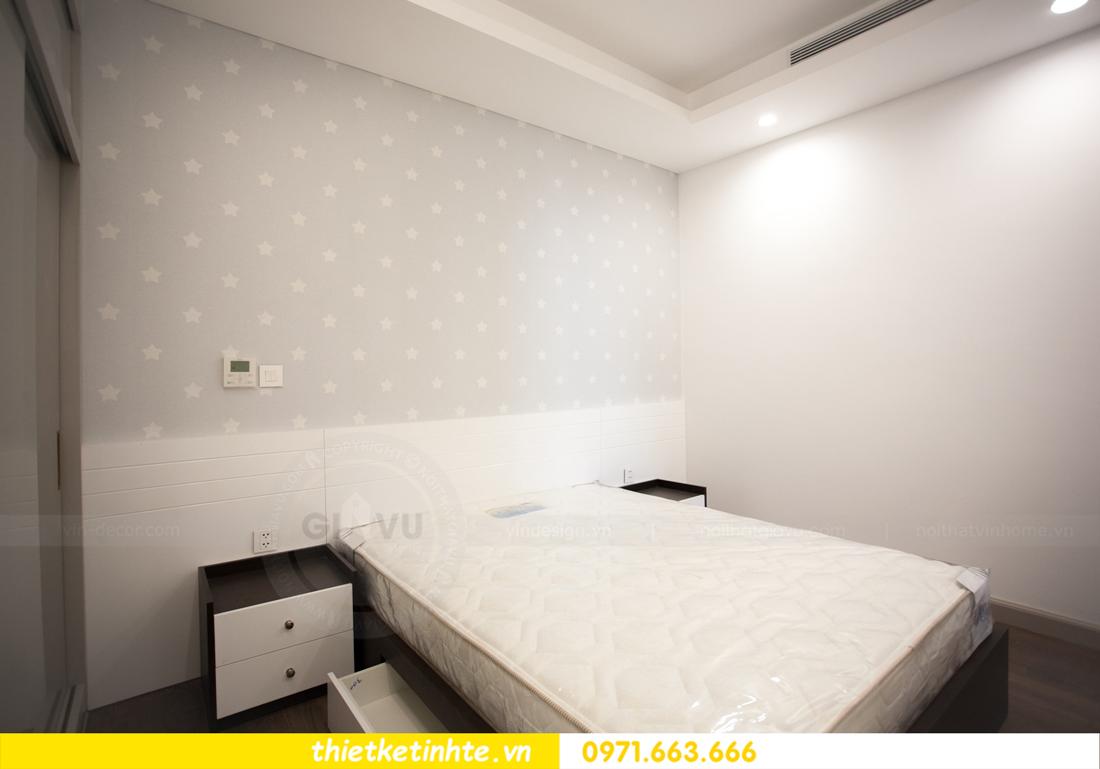 thi công nội thất chung cư trọn gói căn hộ 1105 tòa S2 69B Thụy Khuê 10