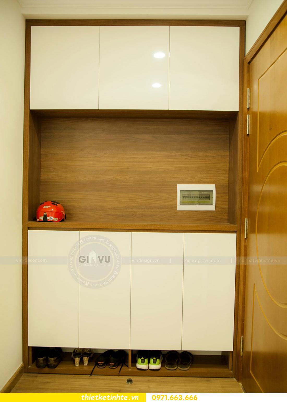 thiết kế hoàn thiện nội thất chung cư Park Hill 2 căn hộ 16 anh Thắng 01