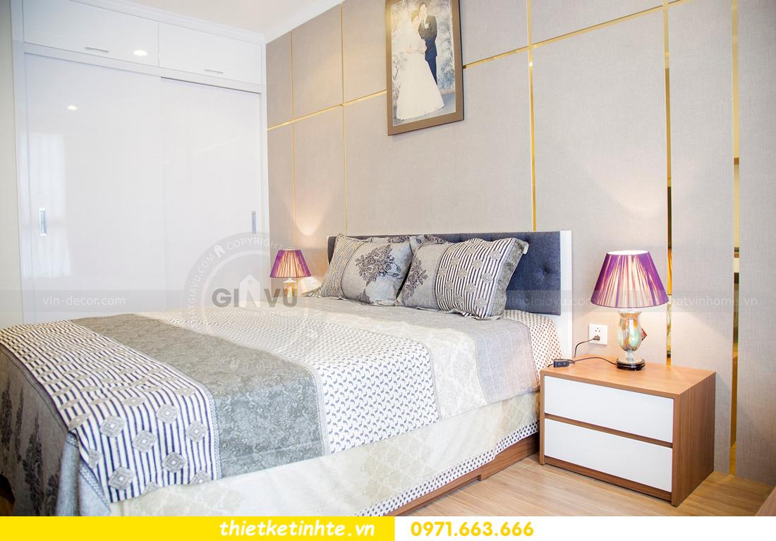 thiết kế hoàn thiện nội thất chung cư Park Hill 2 căn hộ 16 anh Thắng 012