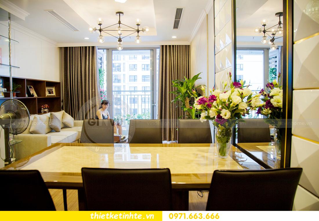 thiết kế hoàn thiện nội thất chung cư Park Hill 2 căn hộ 16 anh Thắng 02