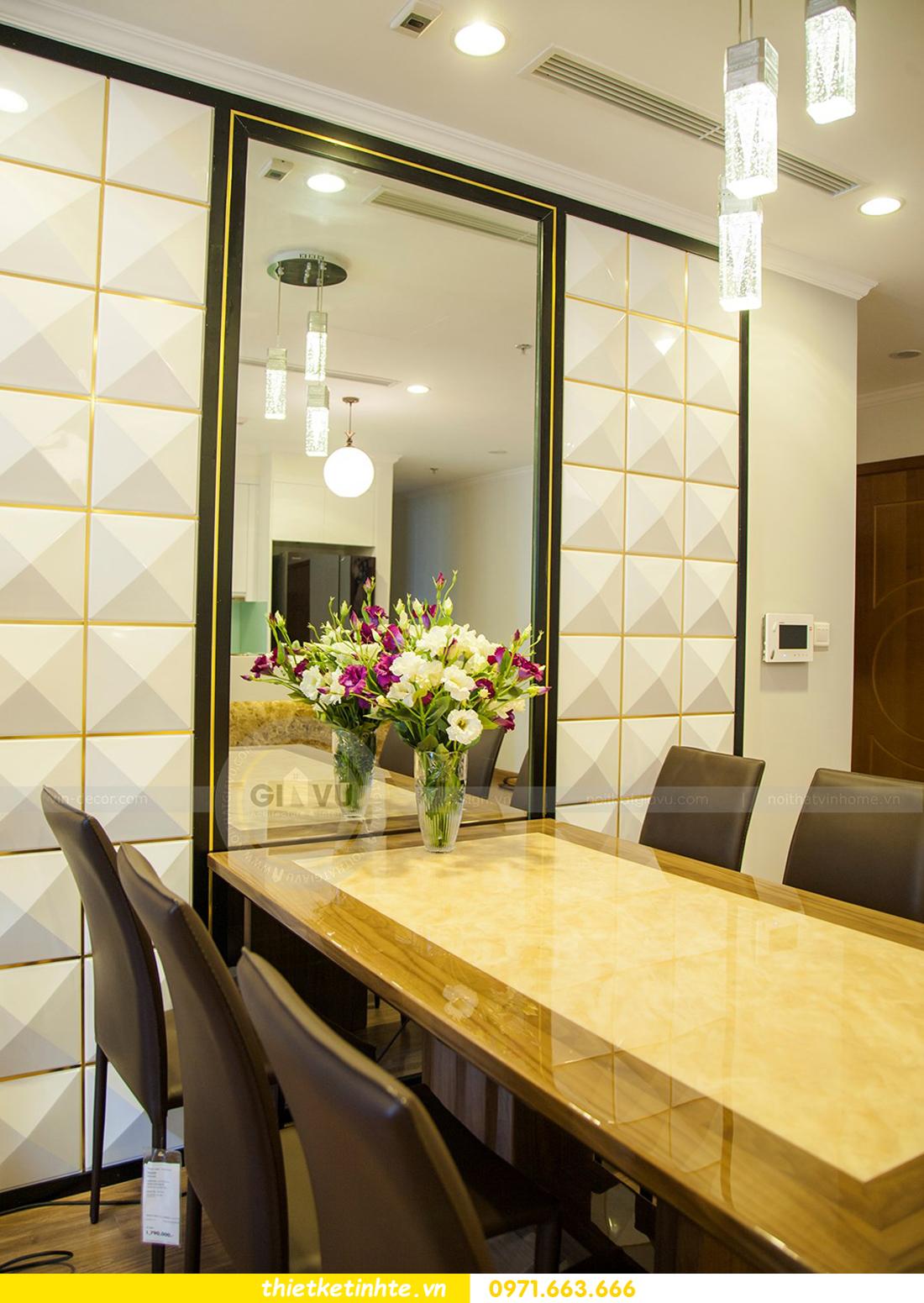 thiết kế hoàn thiện nội thất chung cư Park Hill 2 căn hộ 16 anh Thắng 04
