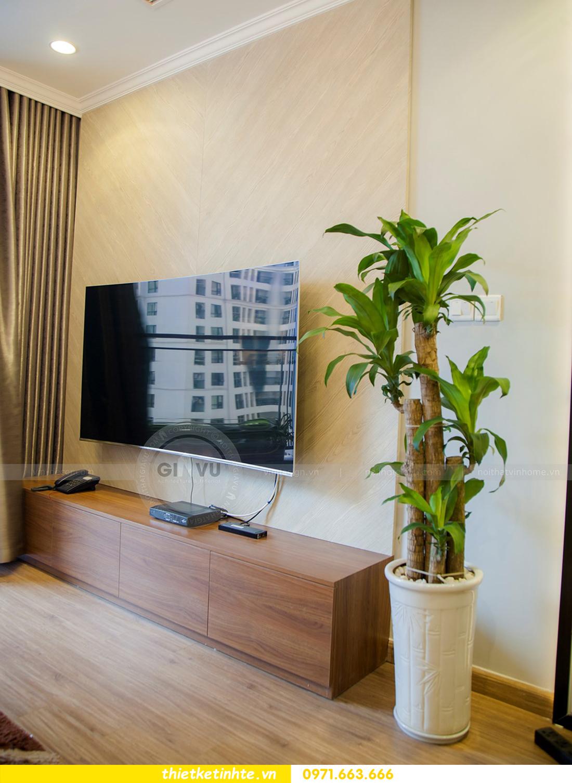 thiết kế hoàn thiện nội thất chung cư Park Hill 2 căn hộ 16 anh Thắng 10