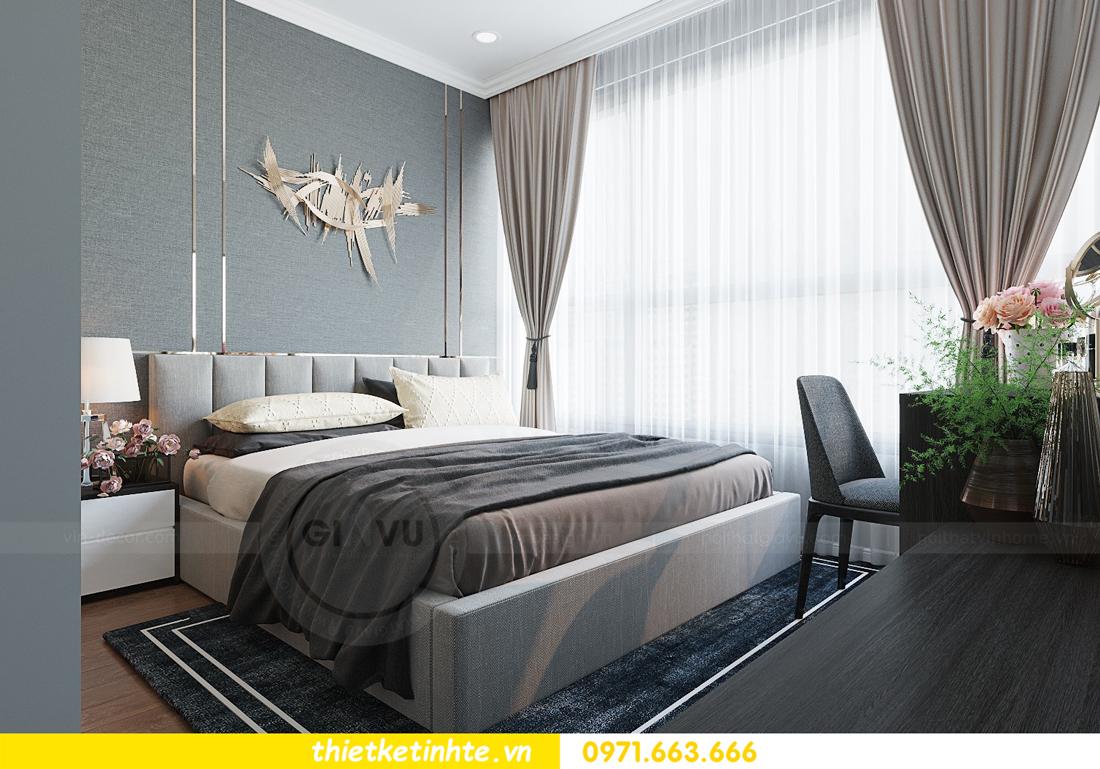 thiết kế nội thất tòa M3 căn hộ 07 Vinhomes Metropolis nhà chị Phương 07