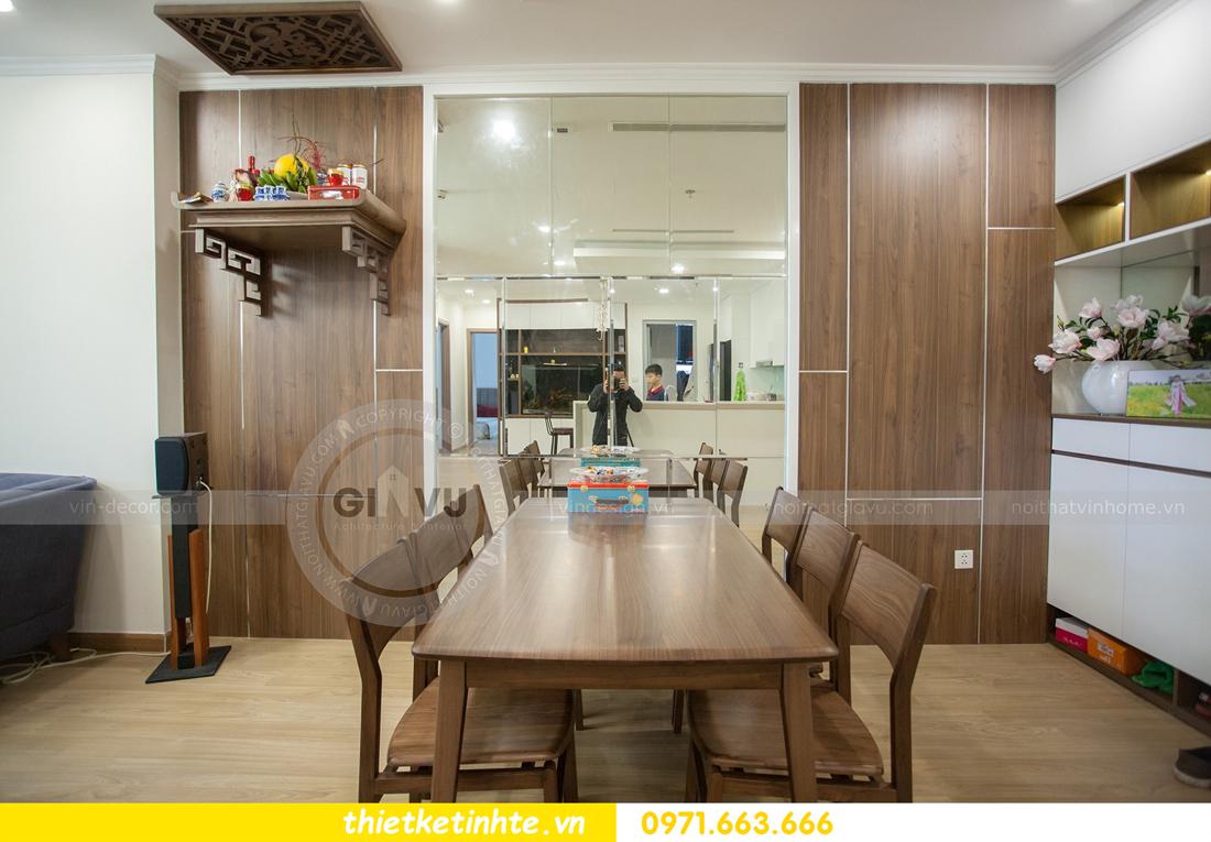 hoàn thiện nội thất căn hộ Vinhomes Gardenia tòa A2 căn 03 anh Hưởng 02