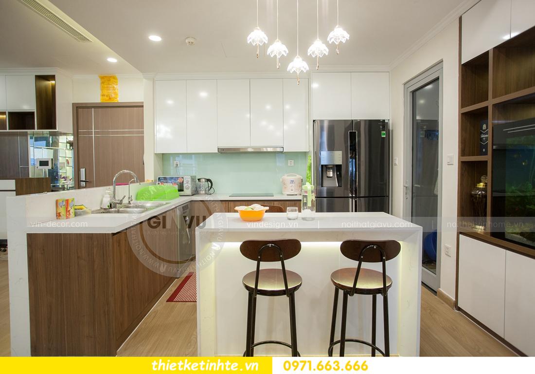 hoàn thiện nội thất căn hộ Vinhomes Gardenia tòa A2 căn 03 anh Hưởng 04