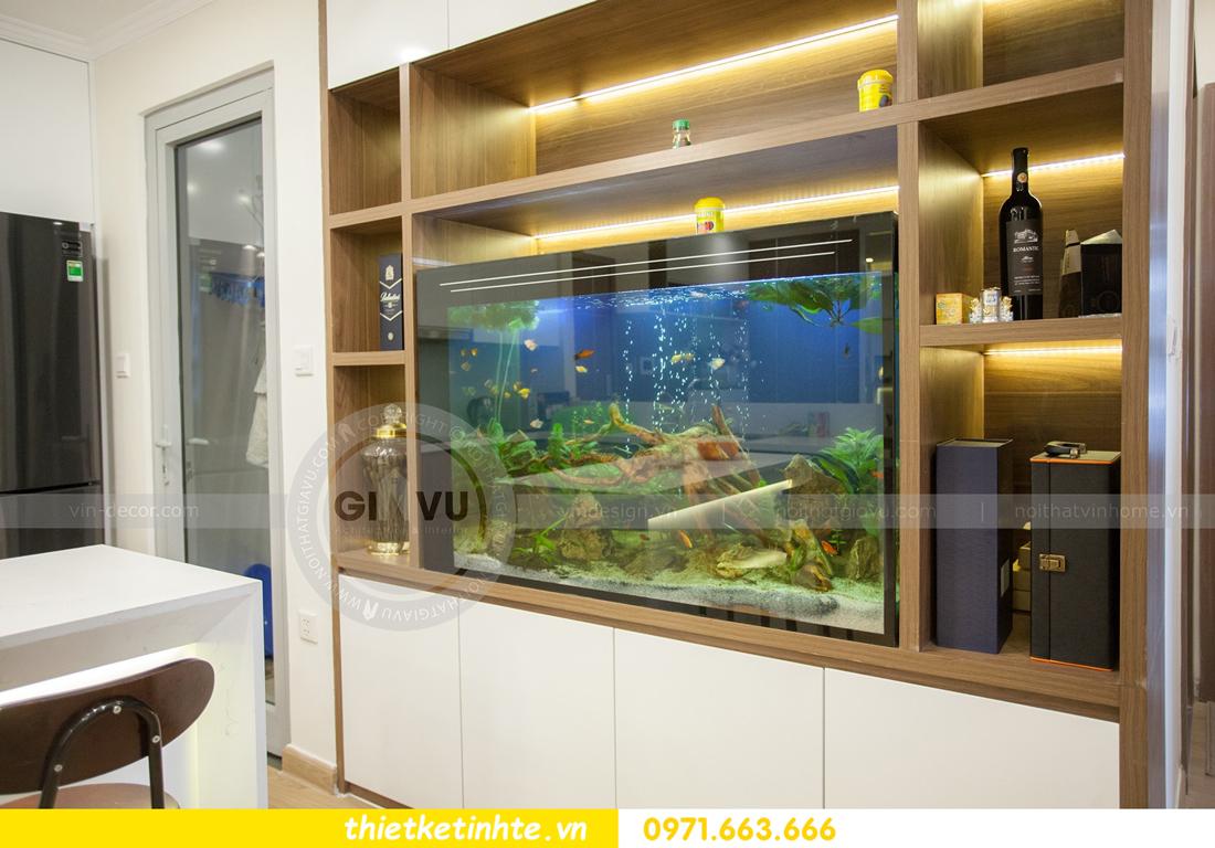hoàn thiện nội thất căn hộ Vinhomes Gardenia tòa A2 căn 03 anh Hưởng 05