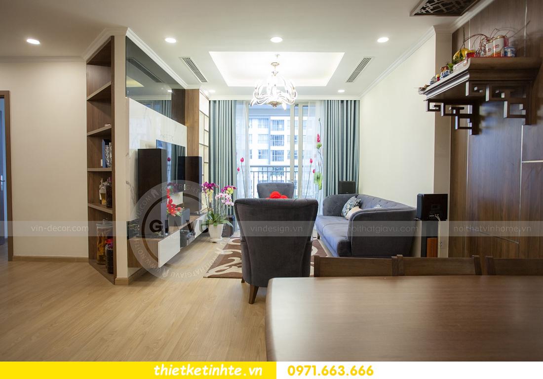 hoàn thiện nội thất căn hộ Vinhomes Gardenia tòa A2 căn 03 anh Hưởng 06