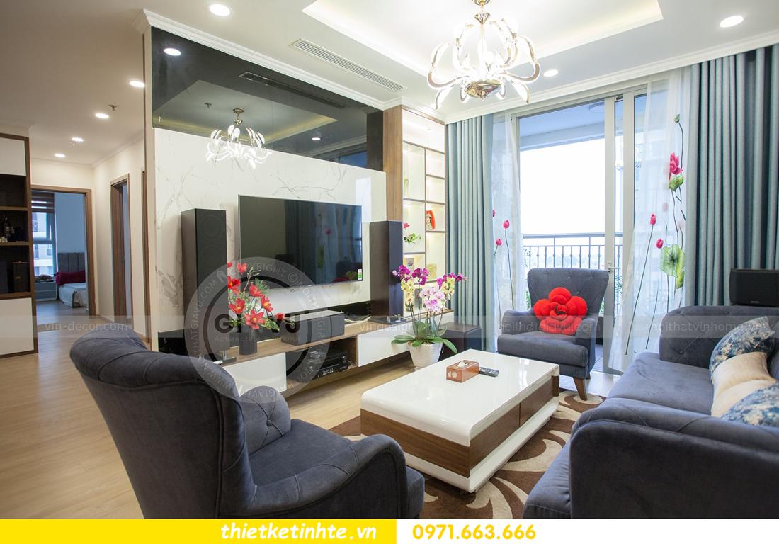 hoàn thiện nội thất căn hộ Vinhomes Gardenia tòa A2 căn 03 anh Hưởng 08