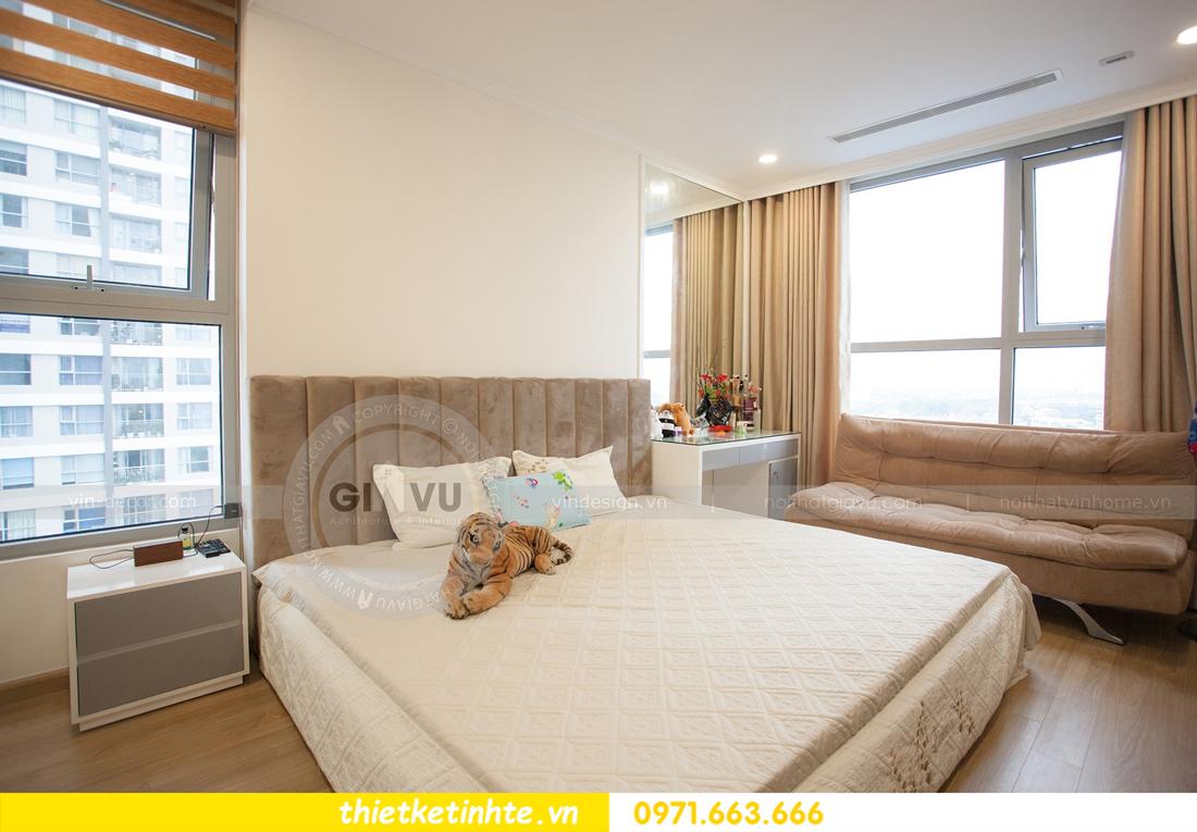 hoàn thiện nội thất căn hộ Vinhomes Gardenia tòa A2 căn 03 anh Hưởng 09