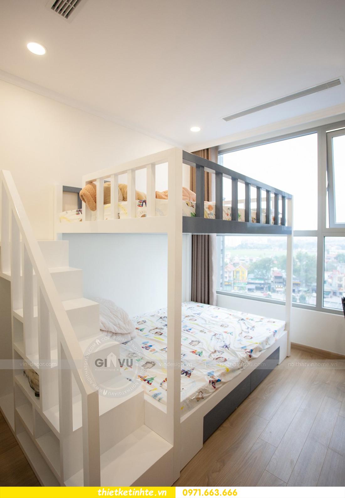 hoàn thiện nội thất căn hộ Vinhomes Gardenia tòa A2 căn 03 anh Hưởng 12