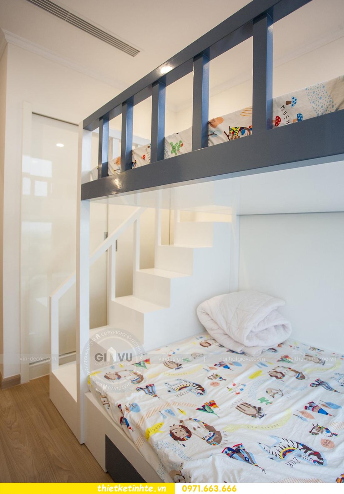hoàn thiện nội thất căn hộ Vinhomes Gardenia tòa A2 căn 03 anh Hưởng 13