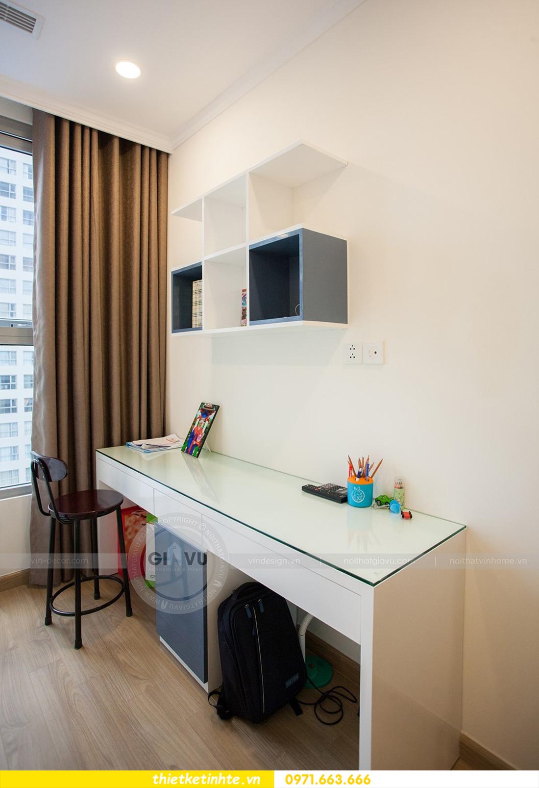 hoàn thiện nội thất căn hộ Vinhomes Gardenia tòa A2 căn 03 anh Hưởng 14