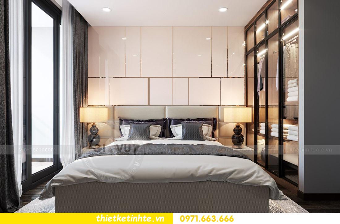 thiết kế nội thất căn hộ Vinhomes Skylake tòa S2 căn 06 nhà anh Nam 07