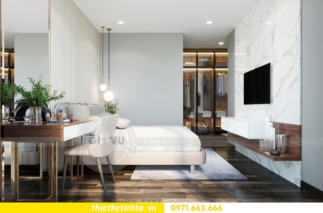 thiết kế nội thất căn hộ Vinhomes Skylake tòa S2 căn 06 nhà anh Nam 10