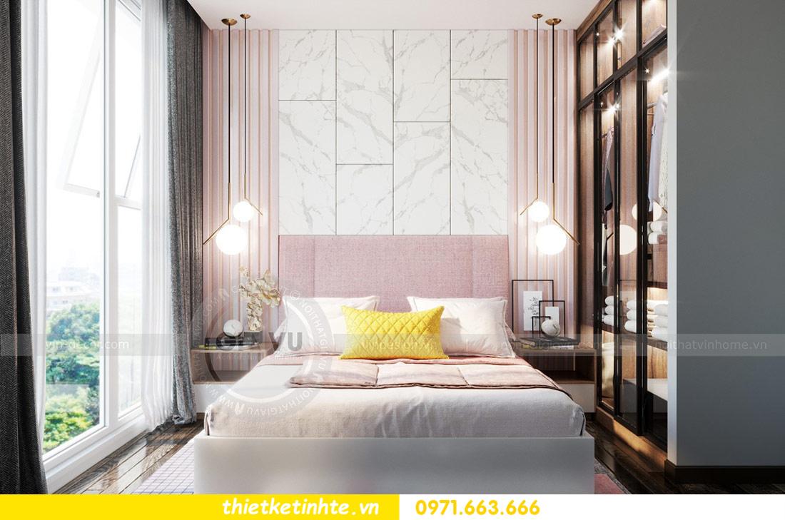 thiết kế nội thất căn hộ Vinhomes Skylake tòa S2 căn 06 nhà anh Nam 13