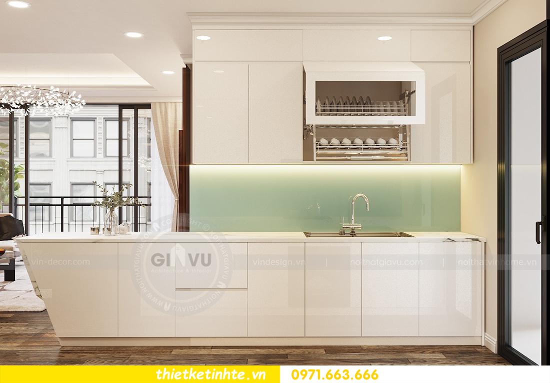 thiết kế nội thất chung cư DCapitale tòa C3 căn 04 nhà anh Hòa 05