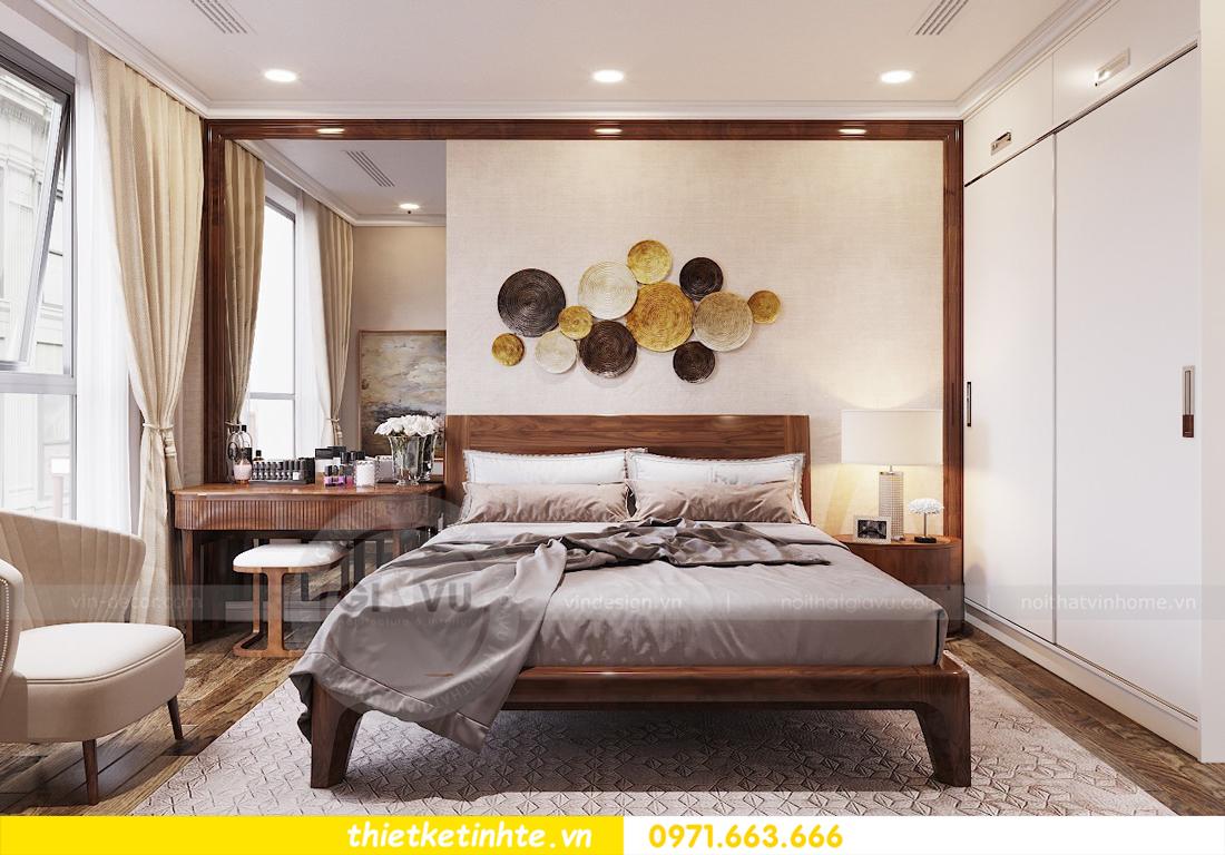thiết kế nội thất chung cư DCapitale tòa C3 căn 04 nhà anh Hòa 06